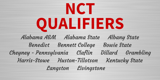 NCT QUALIFIERS
